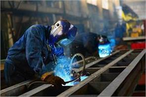 activities in the manufacturing sector accelerating in april