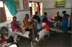 no health facilities in jabalpur s hospital