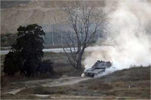 israel targets hamas targets denies ceasefire claims