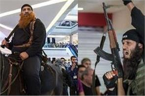 actors storm iran mall dressed as isis fighters