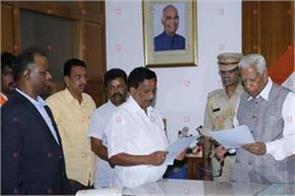 karnataka elections congress k g bopaiya ak sikri