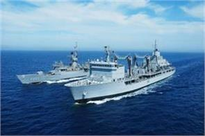 indian navy will practice war with vietnam