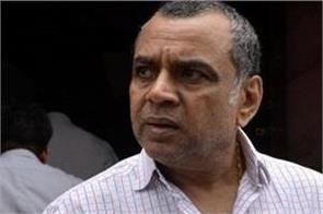 paresh says opposition is stopping pm like sister in law
