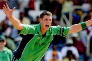 pak vs ire historic test irish bowler make unique records