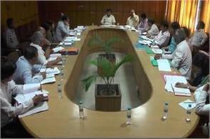 prakash pant meeting with officials of sugar mills