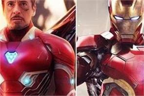 robert downey jr  s original  iron man  suit stolen