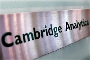 cambridge analytica files for voluntary bankruptcy in us court