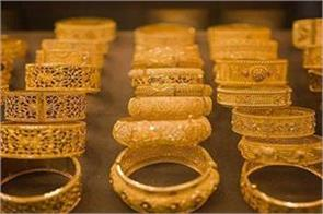 gold prices rise and silver prices fall
