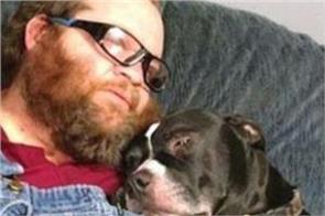 man hospitalized after being shot by beloved dog