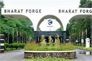 bharat forge profits down by 52 percent