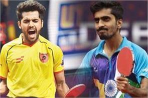 sathiyan and sanil silver in thailand open