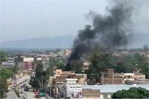 6 killed as multiple blasts hit afghanistan s jalalabad