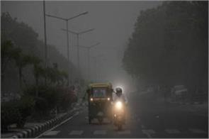 meteorological department again releases storm warning