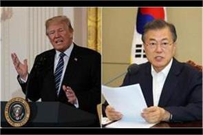 north korea s threat to cancel summit talks on trump moon