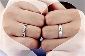 why the engagement ring is worn in the third finger of the left hand