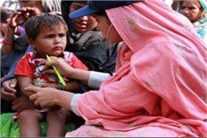 7 children die due to measles virus in pak