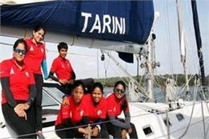 navy left wing women team revolves around goa