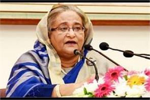 bangladesh won t be involved in any war pm hasina