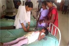 25 school children get sick due to eating mid day meal