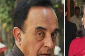 swamy claim sonia gandhi was a waiter in cambridge