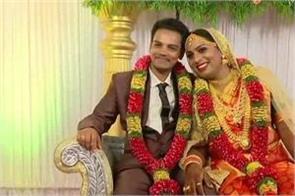 unique wedding in thiruvananthapuram