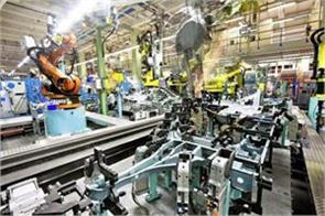 iip records 5 months low growth of 4 4 pc in march