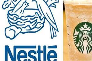 nestle pays 7 15 billion to sell starbucks products