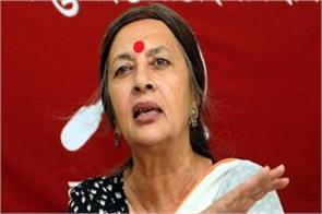 vrinda karat encircles the modi government from the dalits forum