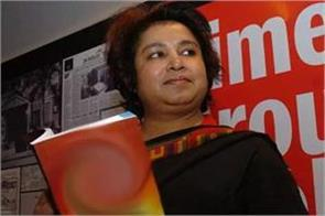 taslima nasreen s body will not be buried after death