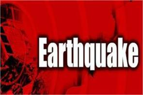 earthquake hits for second consecutive day in jammu and kashmir