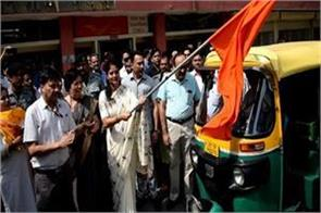 auto rickshaw drivers will campaign against tobacco