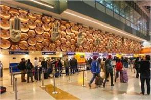 two persons arrested with foreign currency of millions on igi airport