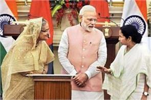 hasina modi to meet in bengal on may 25