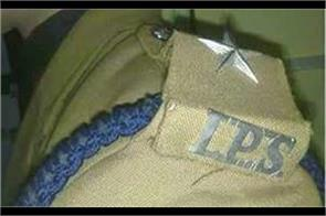 23 ips officers transferred in mp