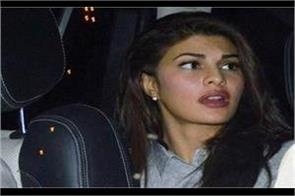 jacqueline fernandez car s accident when going back home from party