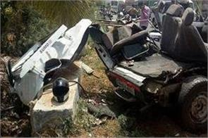 seven killed 40 wounded in two accidents in tamil nadu