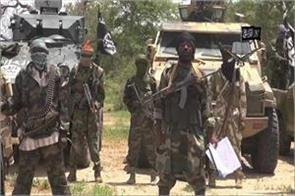 nigerian suicide bomber again news of 45 people killed