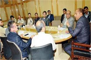 cm jairam instructed police launch special awareness campaign