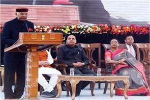 kovind said due to blessings of godland reached on post of president