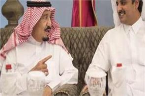 saudi arabia threatens military action on qatar