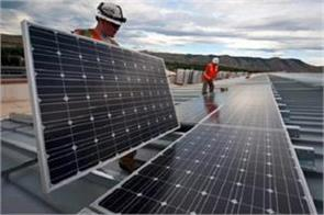solar power installed capacity up 34 in q1