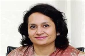 amrita sharan takes over charge of personnel director of air india