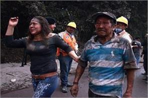 33 killed in volcanic eruption in guatemala