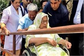 former punjab governor arjun singhs widow accused of ousting children
