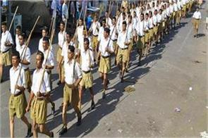 bjp unanimously assists sangh activists in elections