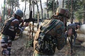 pakistan again broke ceasefire bsf 2 martyrs