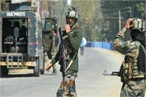 2 terrorists piled up in security forces in north kashmir encounter