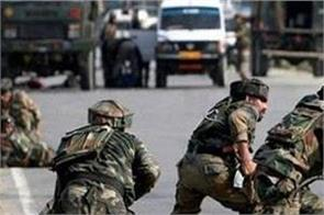 crpf battalion attack on eid on srinagar