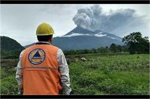 the number of deaths increased in the event of eruption of volcano 69