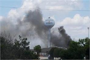 texas hospital blast 1 person killed 12 wounded